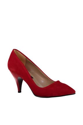 Fox Shoes Kırmızı Kadın Topuklu Ayakkabı A922151102 2