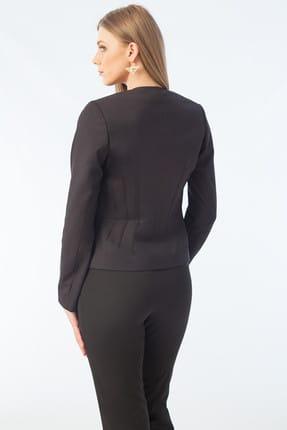 Naramaxx Kadın Siyah Ceket 16Y11111Y208 2
