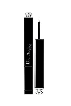 Dior Siyah Likit Eyeliner - Addict it Line Eyeliner 099 2.5 ml 3348901204750 0