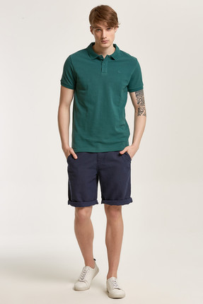Ltb Erkek  Yeşil Polo Yaka T-Shirt 012188431960880000 1