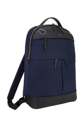 """Picture of 15"""" Newport Backpack Navy Laptop Çantası"""
