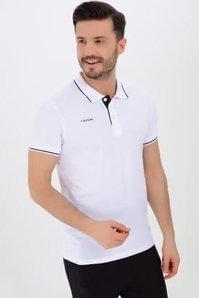 TRYON Erkek Pamuklu Polo T-Shirt Beta - 11.10.011.004.106.046 2