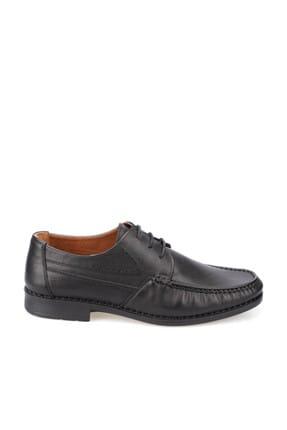 Polaris 91.108826.M Siyah Erkek Klasik Ayakkabı 100350386 1