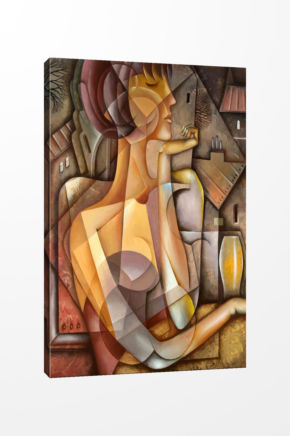 50x70cm Dekoratif Kanvas Tablo ART314553080-5070