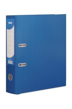 Noki Mavi Geniş Çakmalı Klasör  56411-130 0