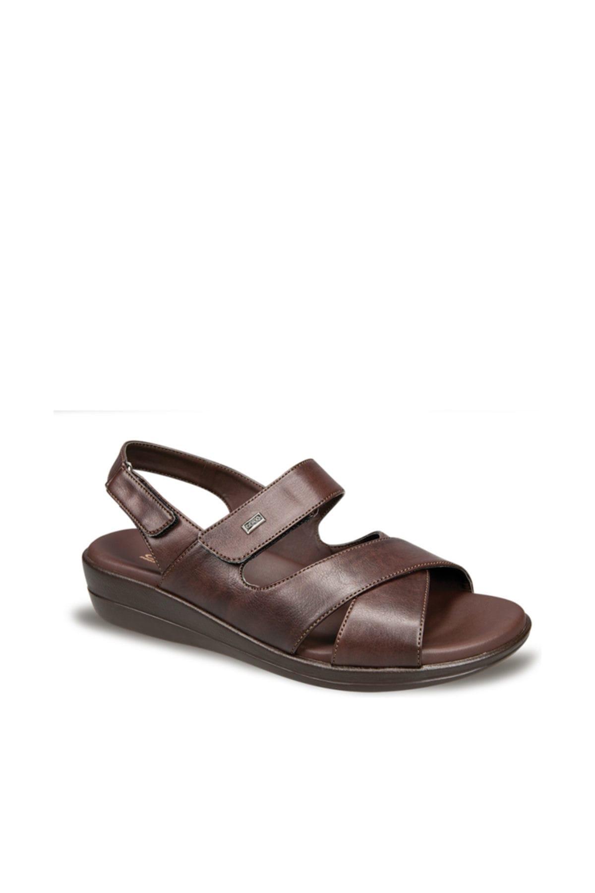 , 9863-12 (35-42), Anatomik, Kadın Ayakkabı, Kahverengi