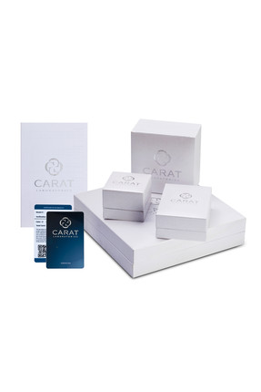 Carat Laboratories Kadın 4,42 Carat Fantezi Küpe CE20815 3