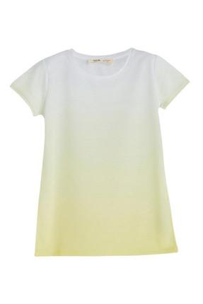 ACIK SARI Kız Bebek T-Shirt resmi