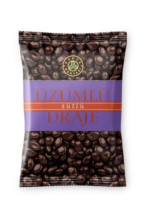 Kahve Dünyası Üzümlü Draje Sütlü Çikolatalı 200 gr 0