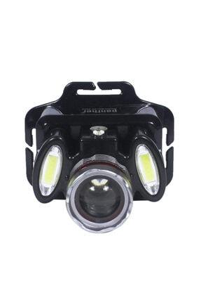Panther Pt-5910 Pompalı Zoom Ledli Kafa Lambası 3w 0