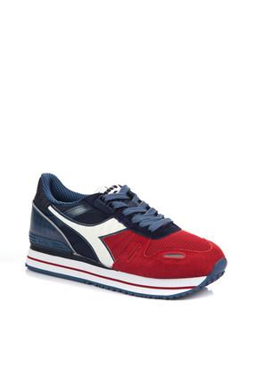 Diadora TItalian Pois Kadın Lacivert Günlük Spor Ayakkabı - 161749C5933 1