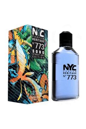 NYC Soho Street Art Edition No: 773 Edt 100 ml Erkek Parfüm 875990007731 0