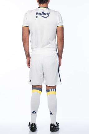Fenerbahçe adidas Fb 16 Away Beyaz Lacivert Erkek Şort 100402704 1
