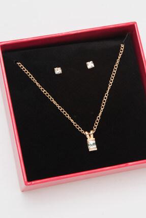 Koton Kadın Gümüş Bijuteri Kolye 7KAK79020AA 1