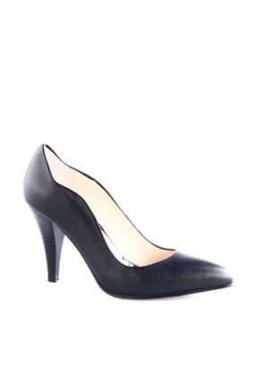 Dgn Siyah Kadın Klasik Topuklu Ayakkabı 290-148 0