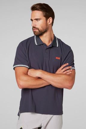 Helly Hansen Erkek Kos Ss Polo Yaka T-shirt 0