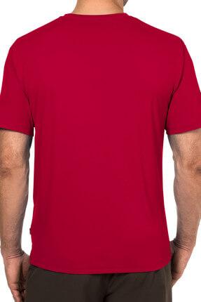 Vaude Micro Big Fritz III Erkek T-Shirt 05061 2