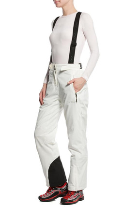 2AS Lena Kadın Kayak Pantolonu Beyaz 0