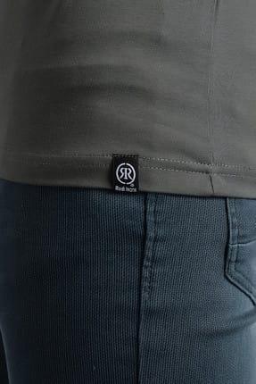 Rodi Jeans Erkek T-Shirt Newyork Baskı 2