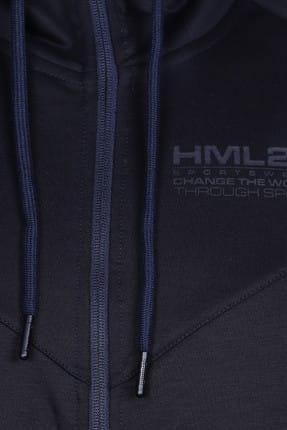 HUMMEL Erkek Sweatshirt Hmlgulio Zip Hoodie 3