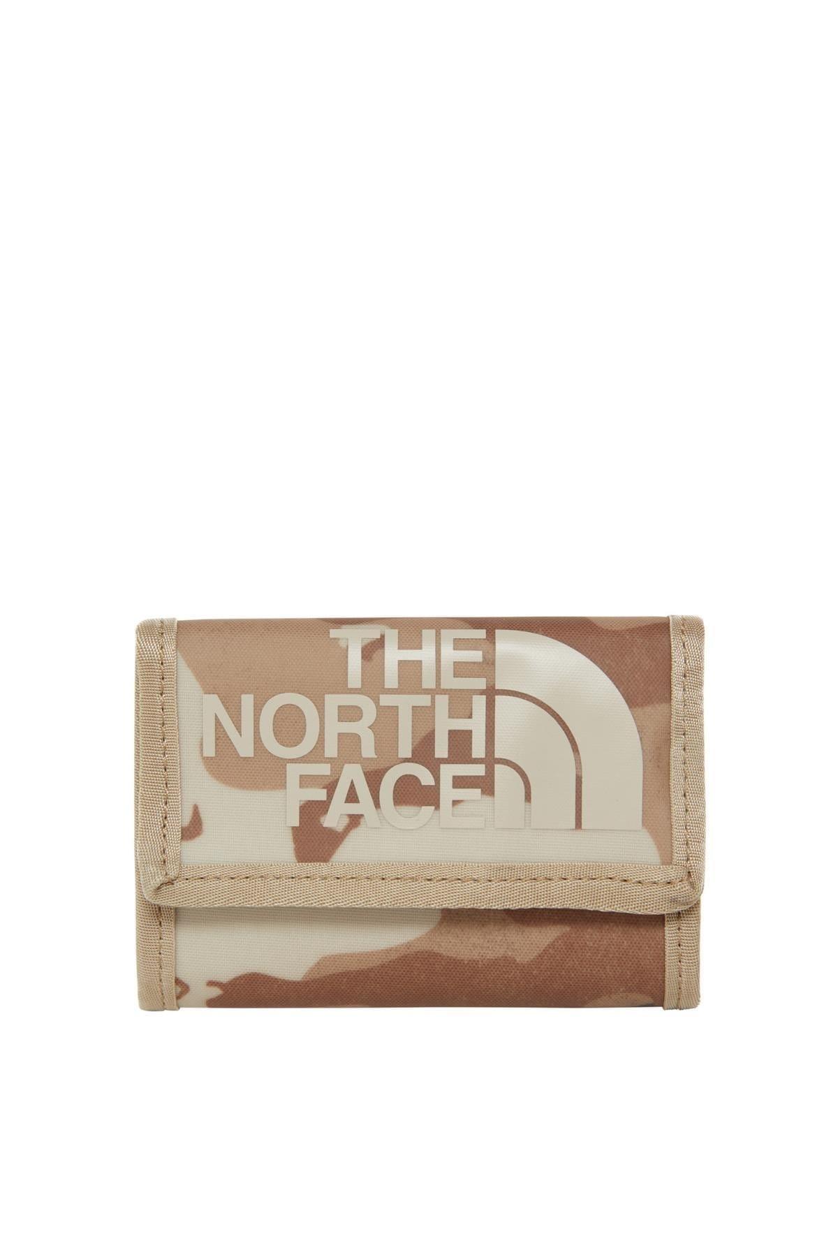 The North Face Base Camp Wallet Unisex Cüzdan Bej
