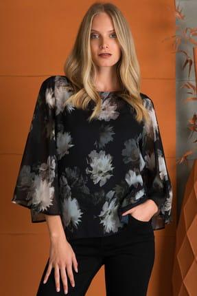 Pierre Cardin Kadın Gömlek G022SZ004.000.700823 1