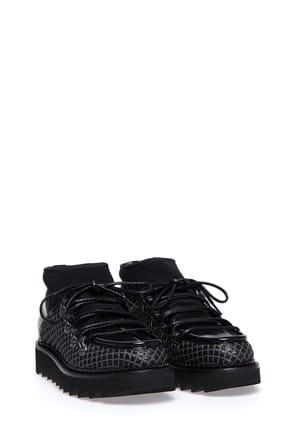 ALBERTO GUARDIANI Kadın Siyah Sneaker 3