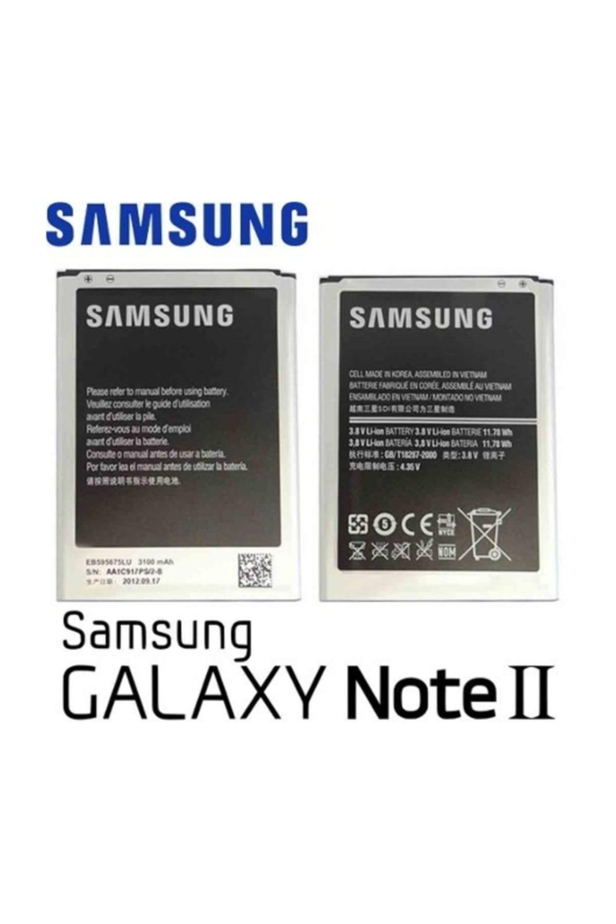 Samsung NOTE 2 NOTE II N7100 BATARYA PİL 3100 MAH Fiyatı, Yorumları -  Trendyol