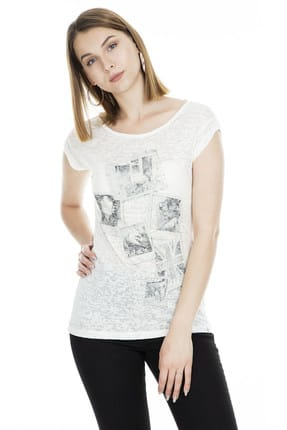 T Shirt KADIN T SHİRT 4491001
