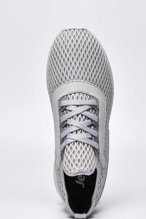 Jeep Ayakkabı Gri Erkek Spor Ayakkabı 9Y1SAJ0020 4