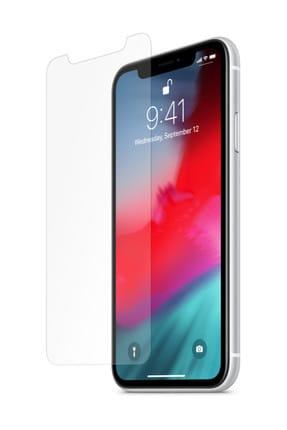 Telefon Aksesuarları Zengin Çarşım Apple iPhone XS Max Ultra İnce Şeffaf Airbag  Silikon Kılıf - Ve Ekran Koruyucu 1