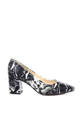 Dgn Siyah Kadın Ayakkabı 0