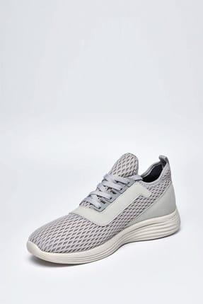 Jeep Ayakkabı Gri Erkek Spor Ayakkabı 9Y1SAJ0020 2