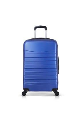 Mavi Unisex Orta Boy Valiz TR1622