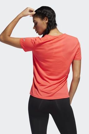 adidas RUN IT Kırmızı Kadın Kısa Kol Tişört 100575778 2
