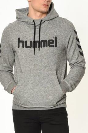 HUMMEL Erkek Sweatshirt Hmlminau Hoodie 0