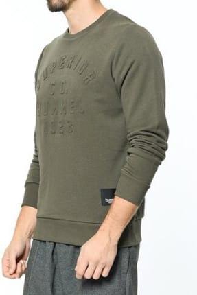HUMMEL Erkek Sweatshirt - Hmlharos Sweat Shirt 1