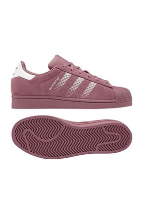 adidas Çocuk Superstar J Sneaker 0