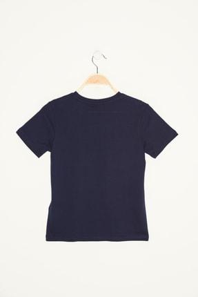 HUMMEL HMLNEVES  T-SHIRT S/S TEE Gri Kız Çocuk T-Shirt 100579847 1
