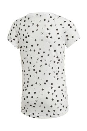 adidas Beyaz Çocuk Yg Mh Gra Tee Tişört 1
