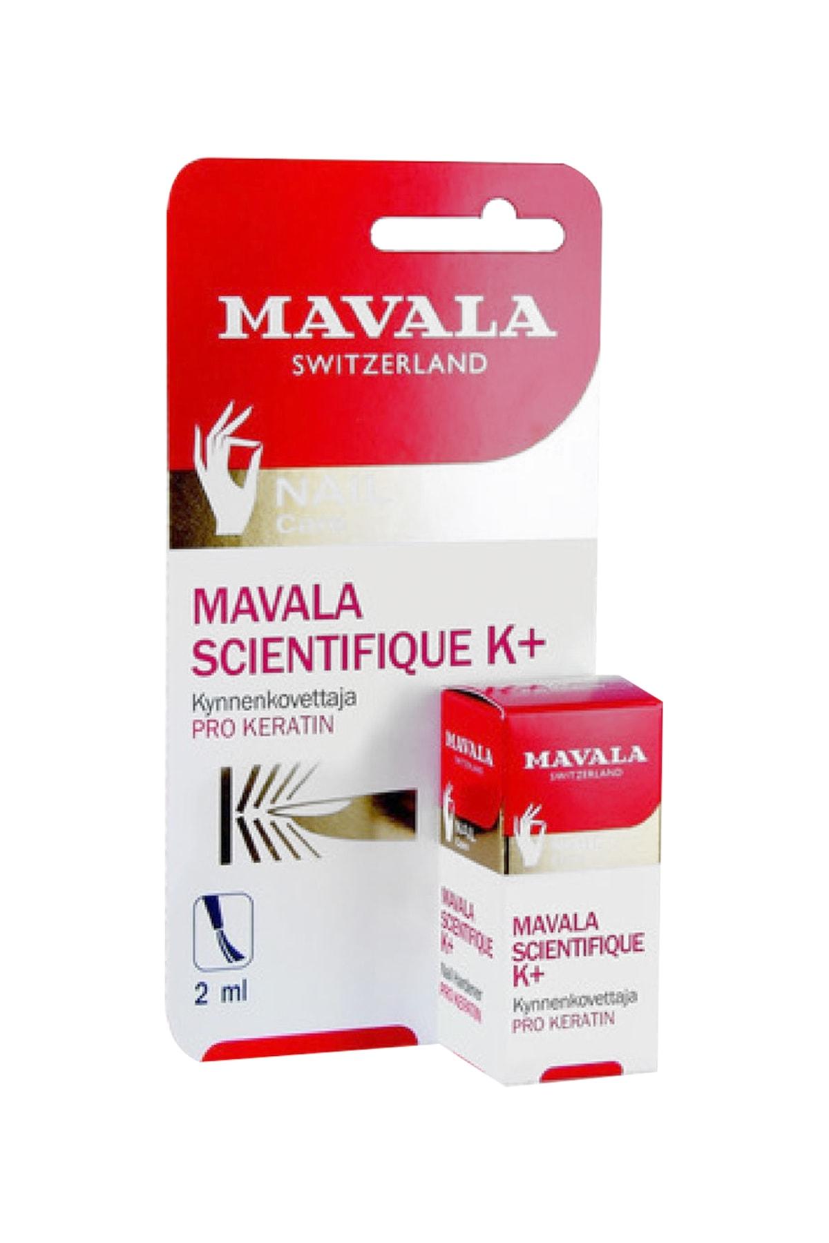 Scientifique K+ Pro Keratin Tırnak Sertleştirici 2 ml 7618900995611