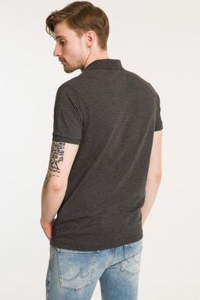 Ltb Erkek  Antrasit Polo Yaka T-Shirt 012188431960880000 4