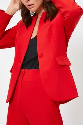 Koton Kadın Cep Detaylı Ceket 1