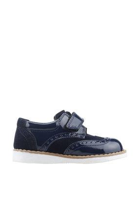 Lacivert Erkek Oxford Ayakkabı 19SEZAYPAN00002 resmi