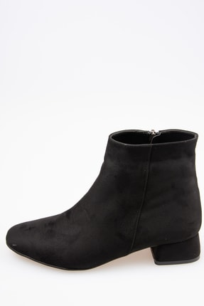 Fox Shoes Siyah Kadın Bot G922777702 1