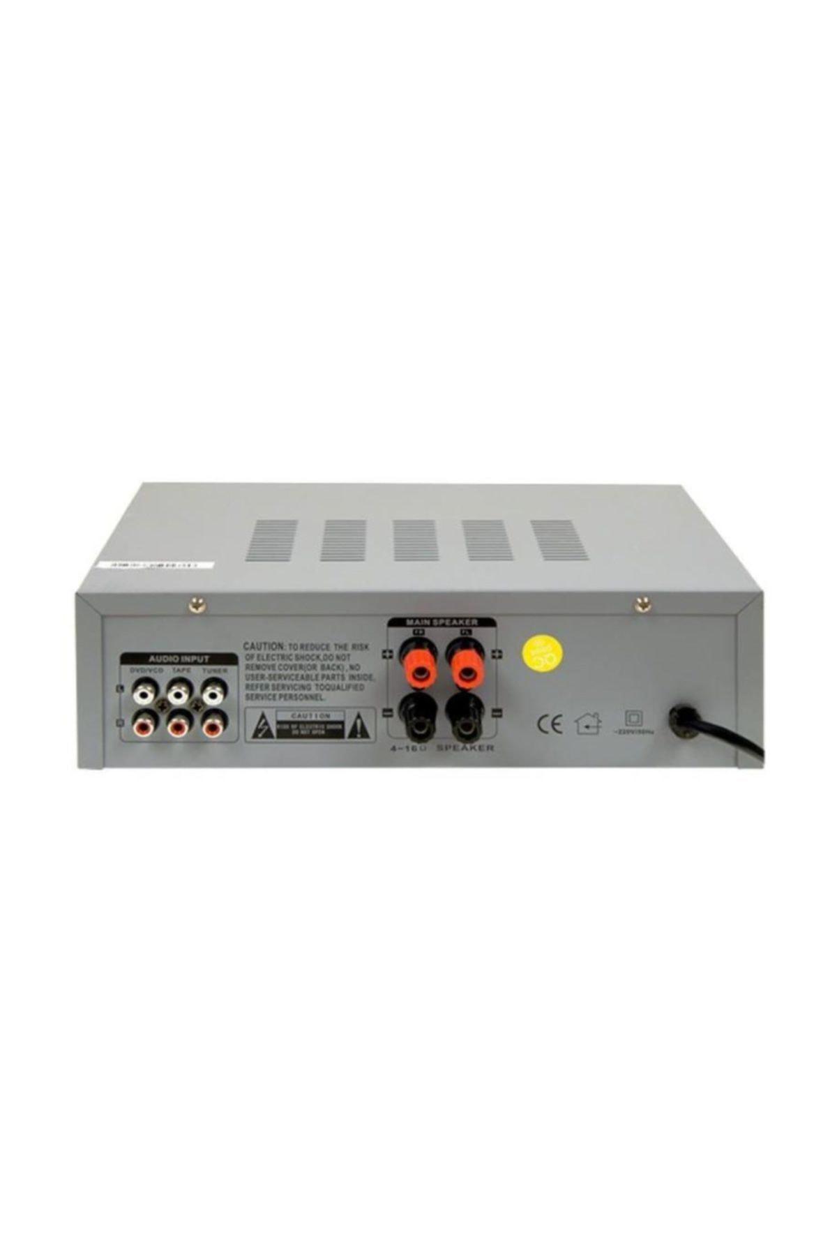 Westa Wa-507 Ds 2x30 Watt Usb Sd Mp3 Amfi