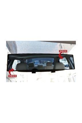 1 Geniş Açılı Kolay Montajlı Araç Dikiz Aynası Oto Ayna 2