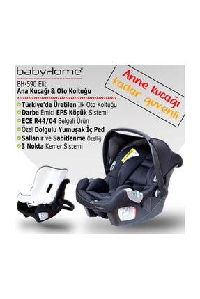 Baby Home Bh-590 Elit 0-13 Kg Ana Kucağı Ve Oto Koltuğu Taşıma  Puset 4