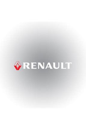 Otografik Renault Ön Cam Oto Sticker  60 cm X 9 cm 0