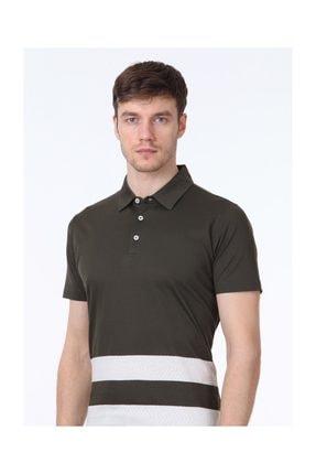 Ramsey Jakarlı Örme T-Shirt - RP10113772 1